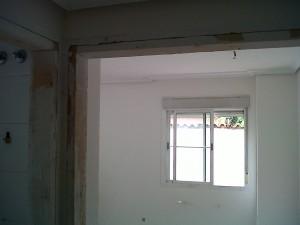 demolición puertas y armarios vivienda