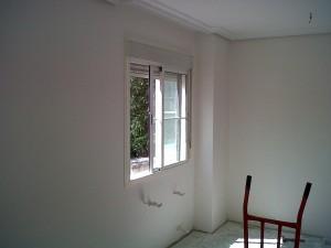 lijado de emplaste para alisar paredes y techos