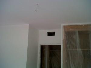 aplicación velo en paredes