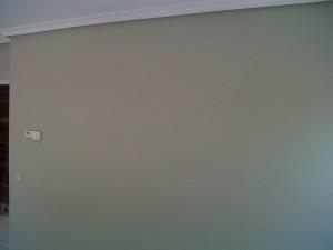 aplicación colores en paredes vivienda