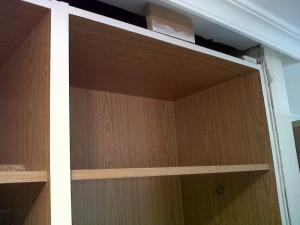 lacado perfiles de armarios