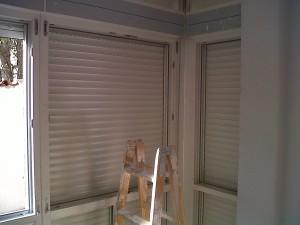instalación nuevo cerramiento pvc blanco 3