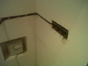 rozas instalación electrica