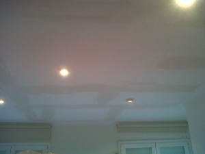 vendas en techo para evitar fisuras