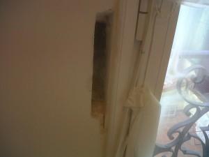 cambio recogecintas empotrados en paredes 2