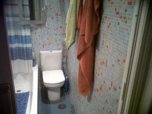 estado original de baño