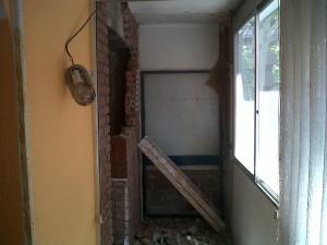 demolición varias