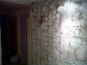 demolición azulejos
