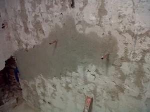 instalaciones calefacción radiador toallero en baño