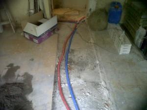 instalación calefacción