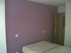 pintura en liso vivienda paredes y techos