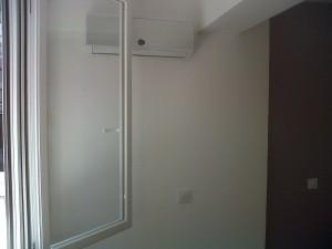 instalación de aire acondicionado en vienda