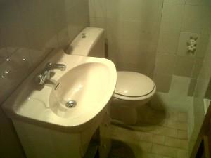 estado original antes de reforma baño