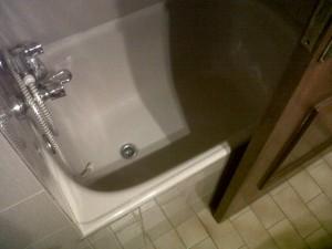 estado original antes de reforma bañera