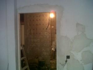 salón paredes
