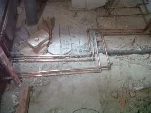 instalaciones fontanería cobre