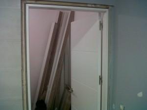 puerta cocina habitación