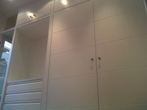 armario a medida en salón 7