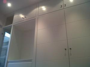 armario a medida en salón 8