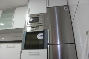 reforma cocina y electrodomésticos
