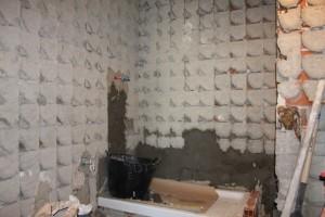 proceso de reforma de baño 1