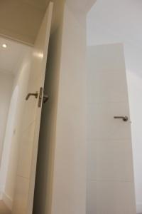 puertas reformadas lacadas blancas