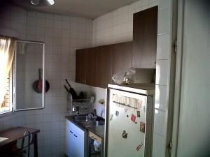 cocina nueva hubicación caldera derecha