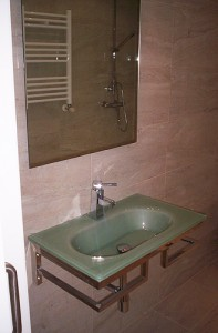 lavabo reformado