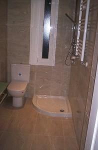 baño terminado proyecto concluido