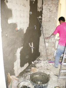 demolición inicios de reforma