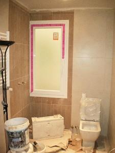 reforma de baño grande