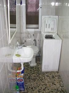reforma de baño pequeño antes de reforma