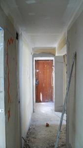 preparación de paredes reforma